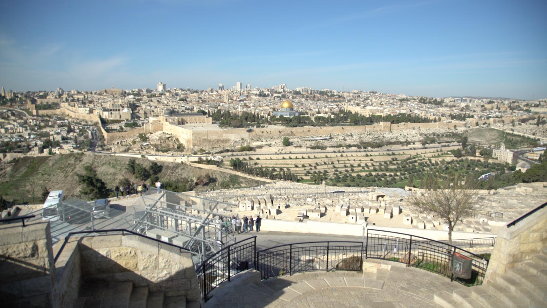 Temple Mount - 2015