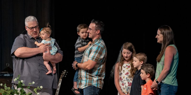 Image of Baby Dedications