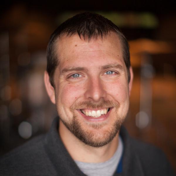 Portrait image of Ben Morgan