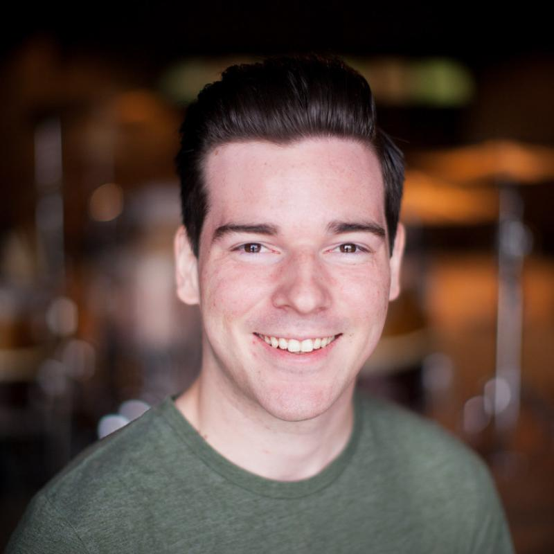 Portrait of Grant Richmond