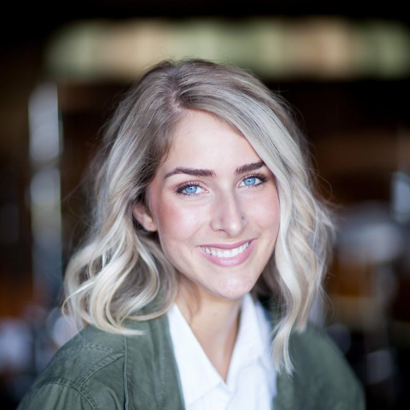 Portrait of Kenzie Green