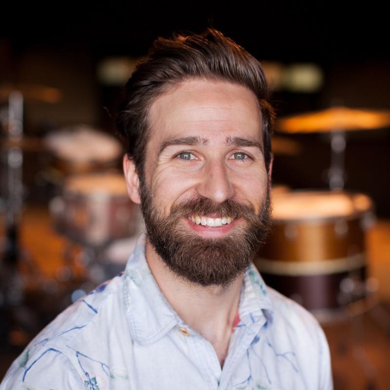 Portrait of Kyle Peek