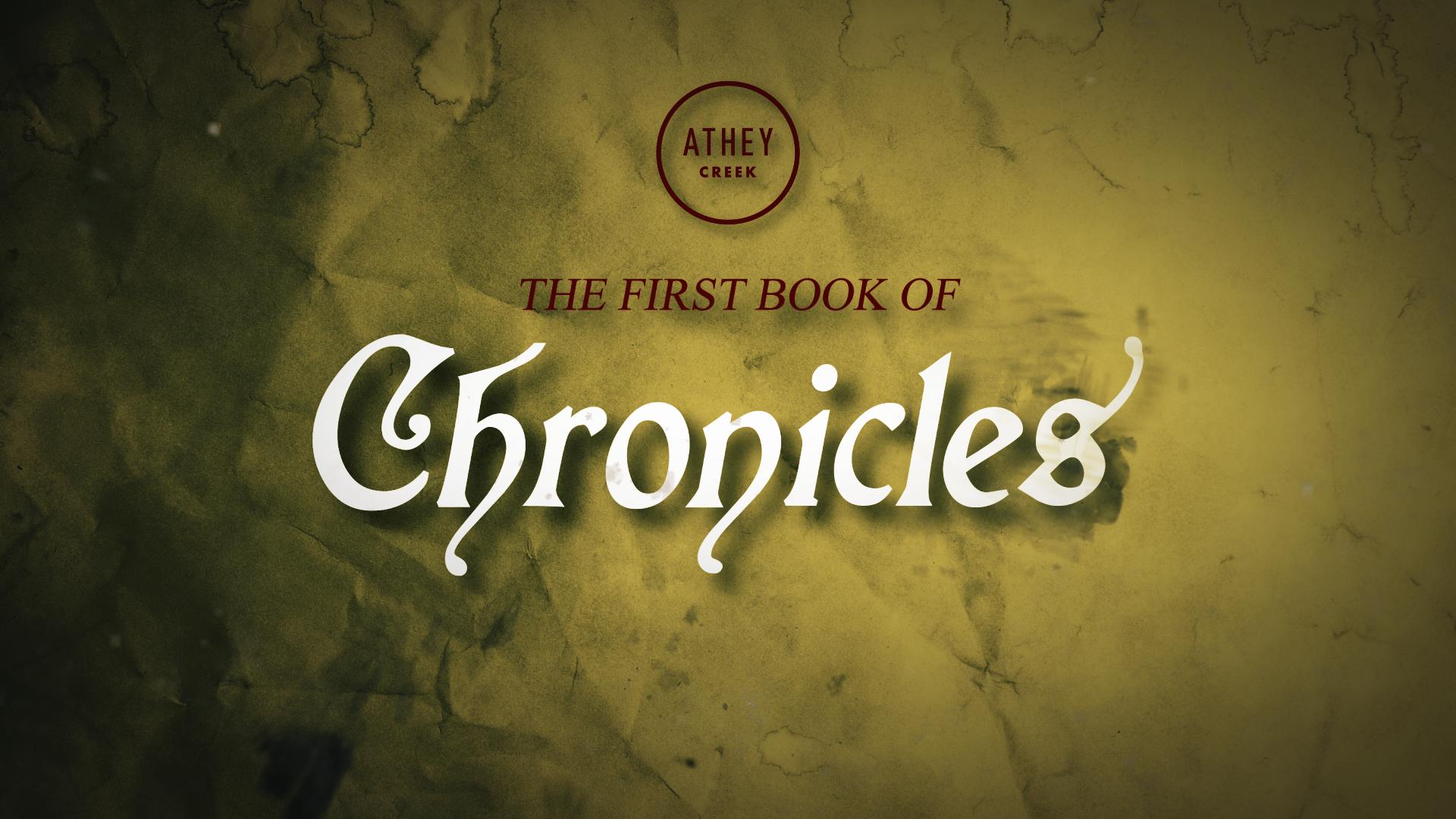 Teaching artwork for 1 Chronicles
