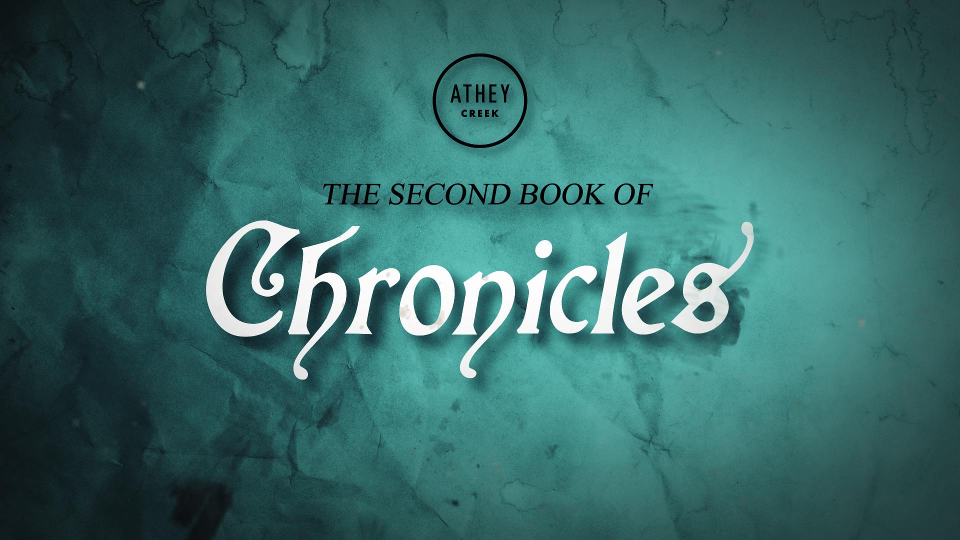 Teaching artwork for 2 Chronicles