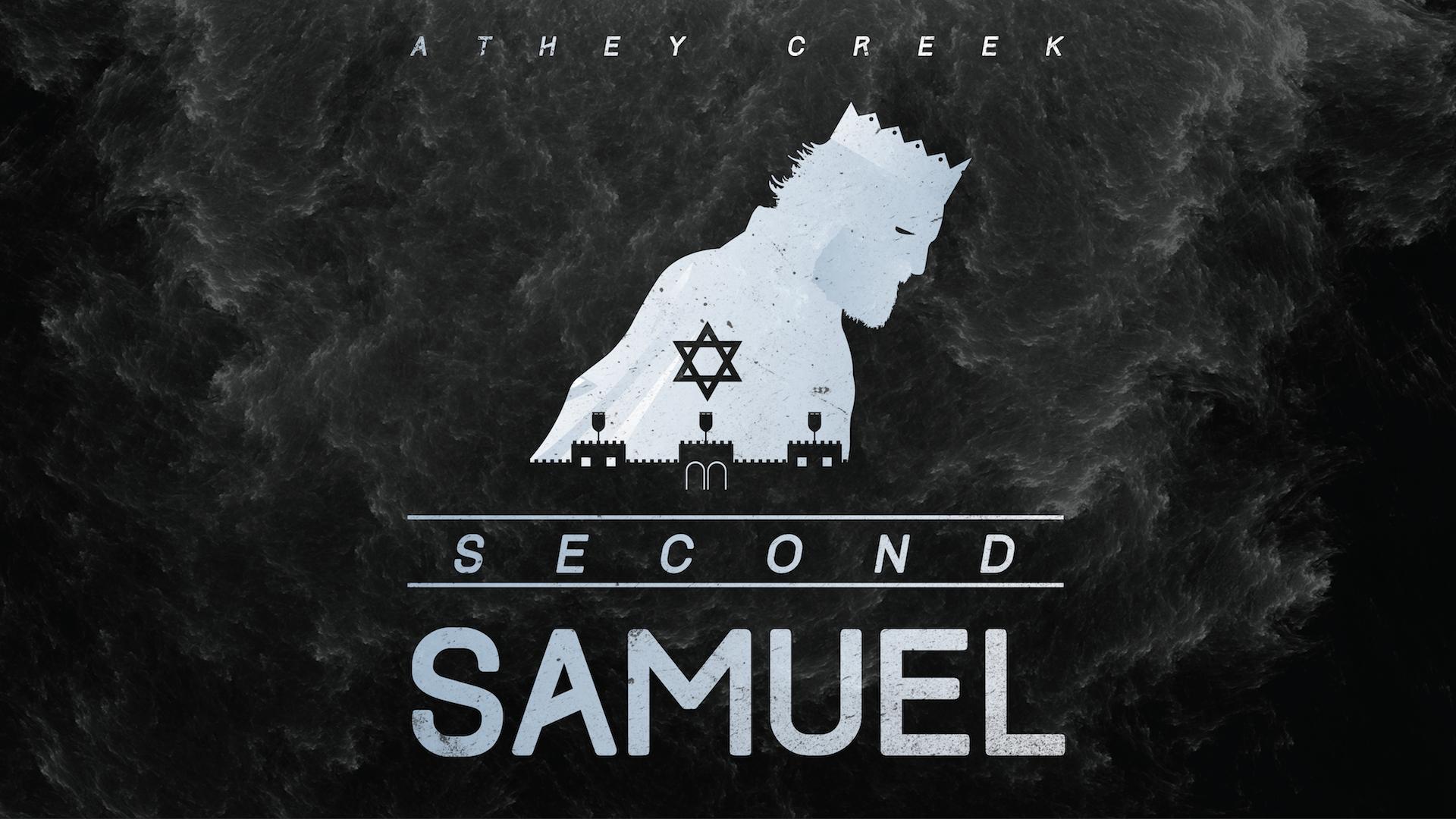Teaching artwork for 2 Samuel
