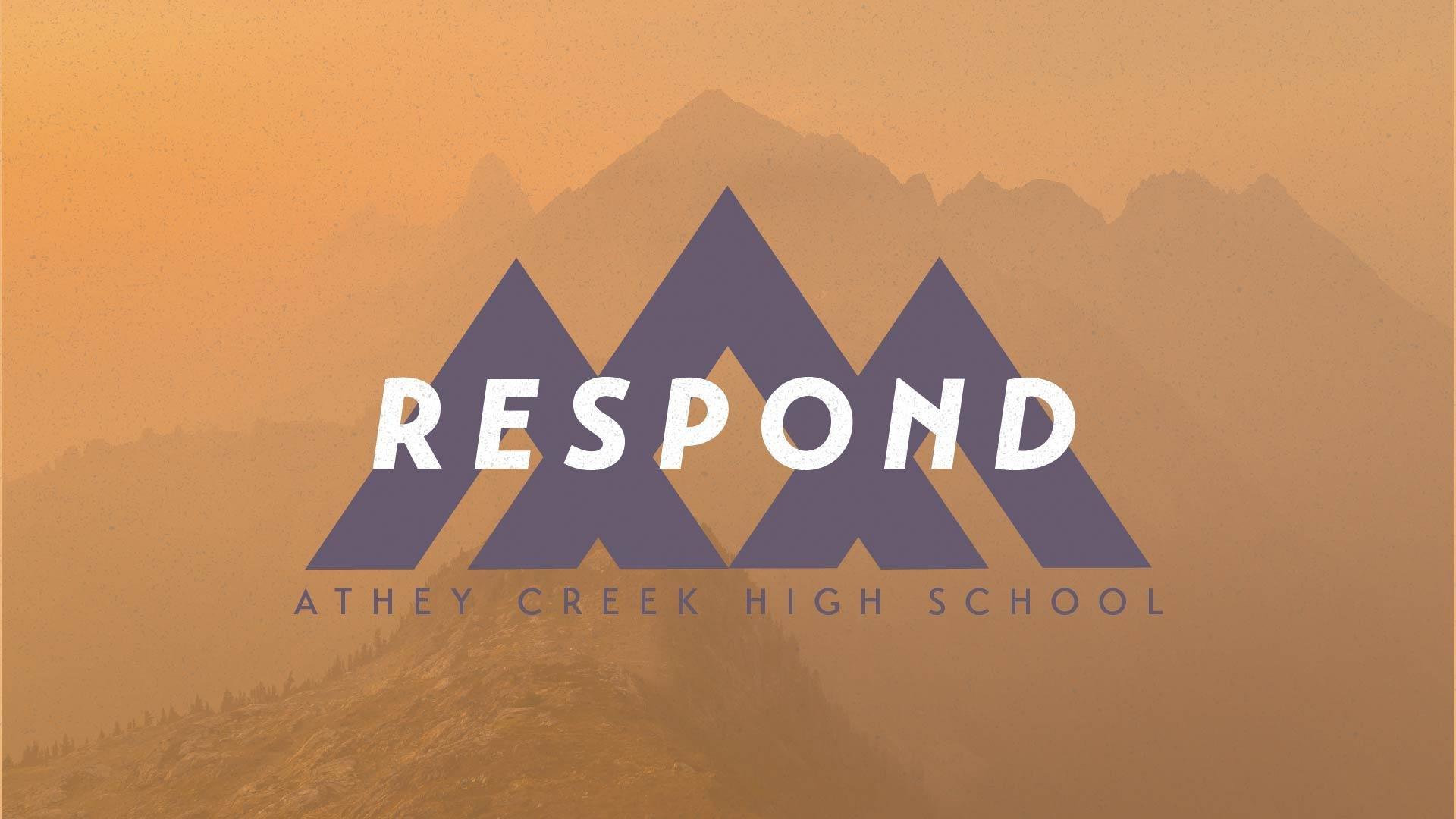 Poster for Respond