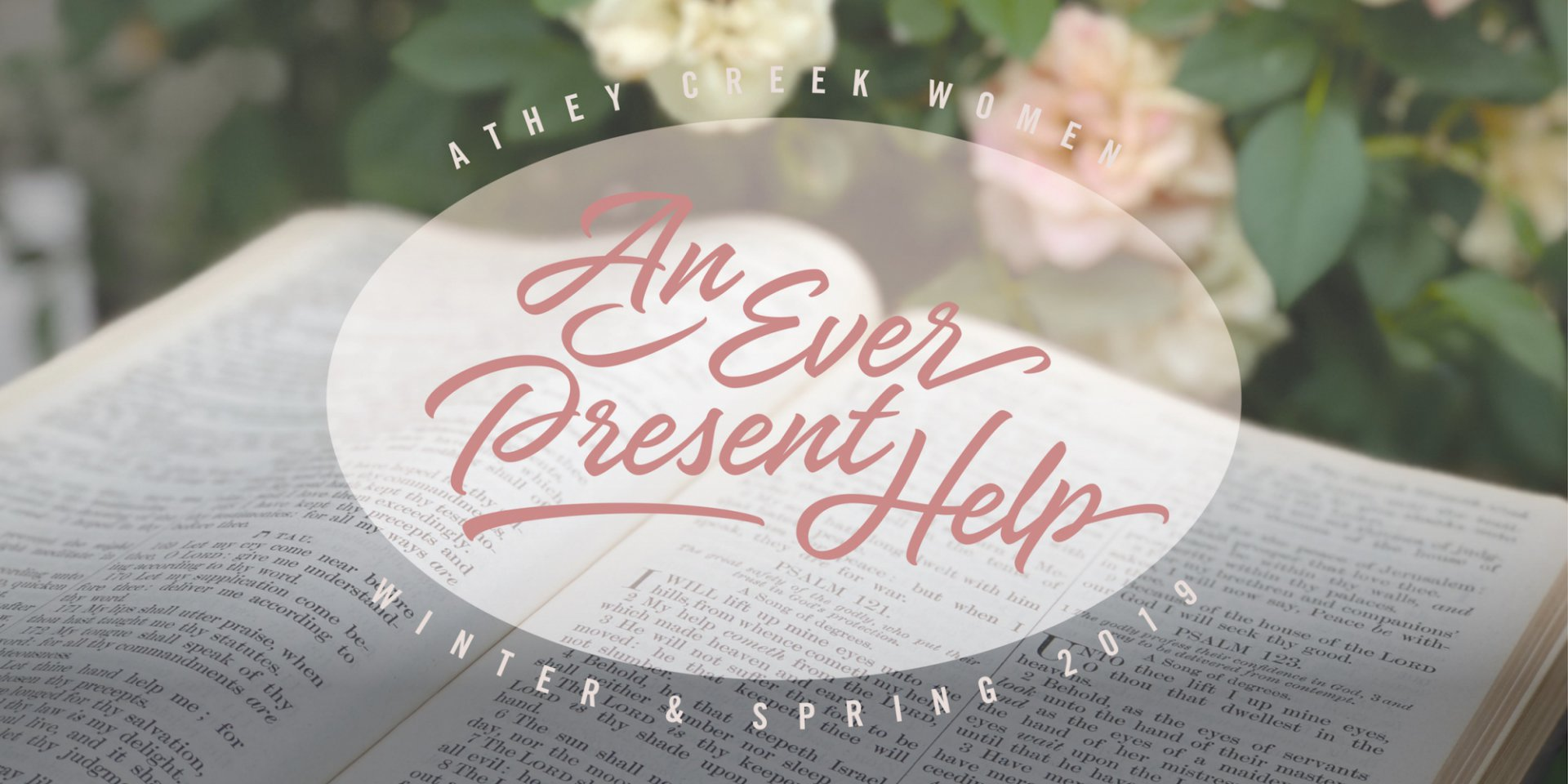 Poster forAn Ever Present Help | Apart From Me: NO THING