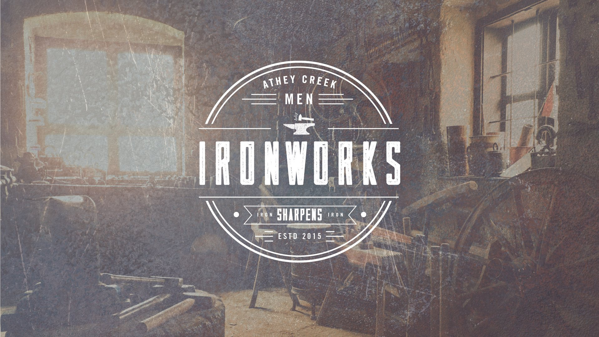 Poster forIronworks | Your Mind