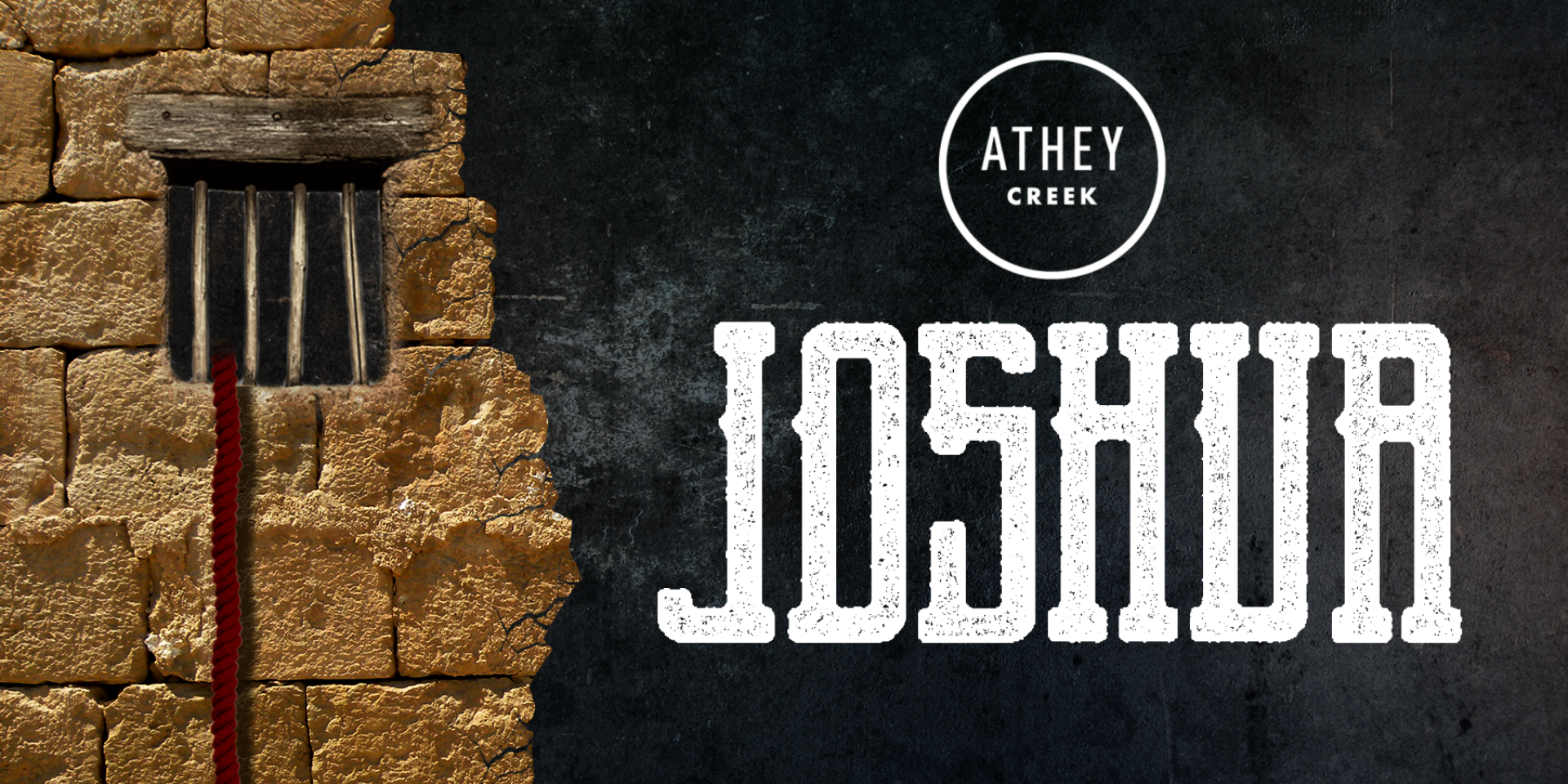 Poster forThrough the Bible (Joshua 23-24)