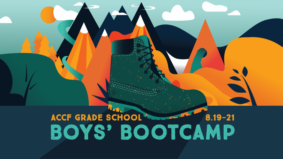 Poster forBoy's Bootcamp