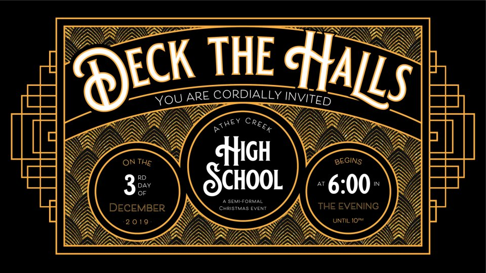 Poster forDeck the Halls