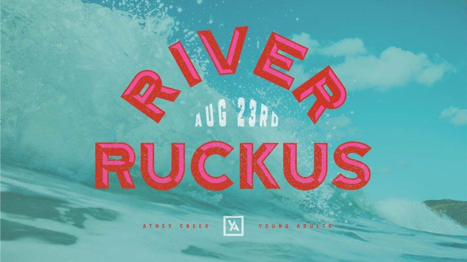 Poster forRiver Ruckus