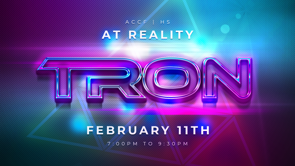 Poster forTron