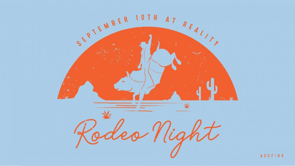 Poster forRodeo Night
