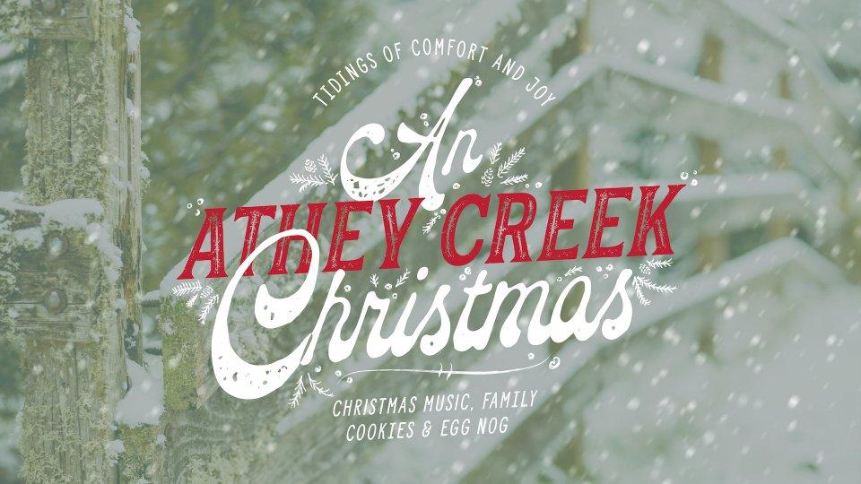 Poster forAn Athey Creek Christmas