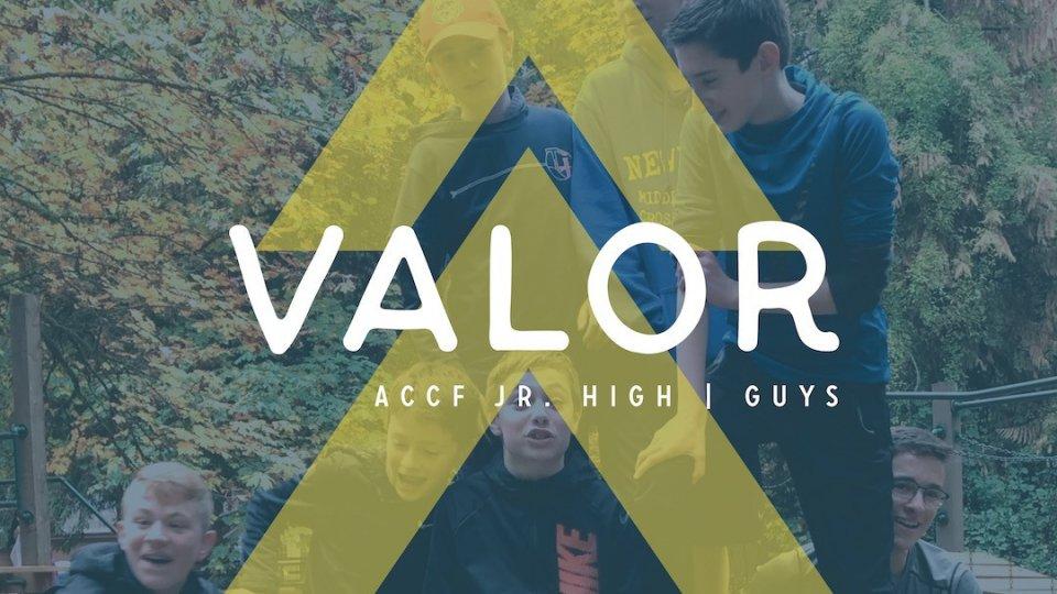 Poster forValor