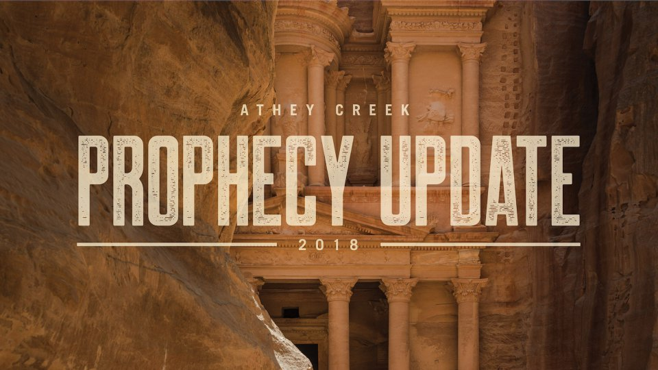 Poster for Prophecy Updates