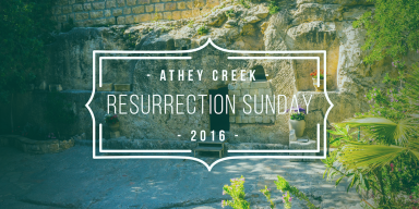 Teaching artwork for Resurrection Sunday 2016