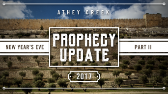 Teaching artwork for Prophecy Update 2017 - Part II