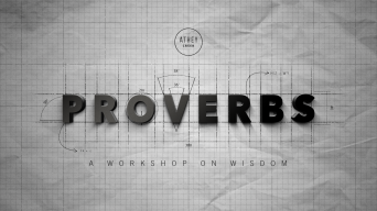 Teaching artwork for Through the Bible (Proverbs 6)