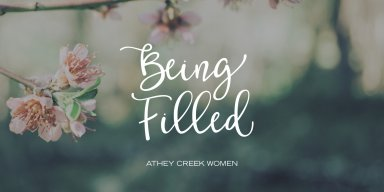 Teaching artwork for Being Filled | Self-control