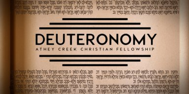 Teaching artwork for Through the Bible (Deuteronomy 27-28)