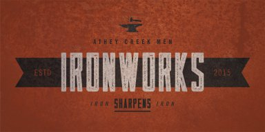 Teaching artwork for Ironworks | Proverbs 31 Man