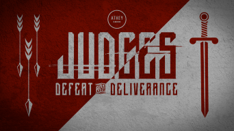 Teaching artwork for Defeat and Deliverance