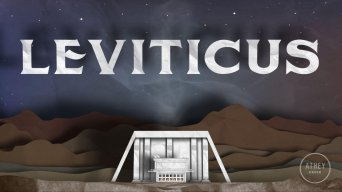 Teaching artwork for Through the Bible (Leviticus 26-27)