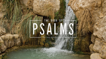 Teaching artwork for Through the Bible (Psalms 83-85)