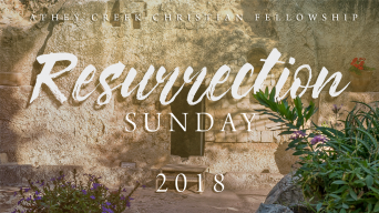 Teaching artwork for Resurrection Sunday 2018