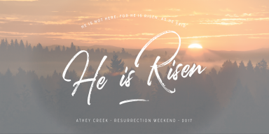 Teaching artwork for Resurrection Sunday 2017