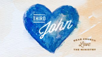 Teaching artwork for Through the Bible (3 John )
