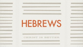 Teaching artwork for Through the Bible (Hebrews 5)
