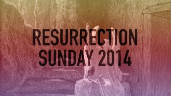 Teaching artwork for Resurrection Sunday 2014