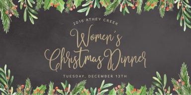 Teaching artwork for Guest Speaker Stephanie Fast | Ladies' Christmas Dinner 2016
